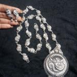 92.5 Sterling Silver Temple Haaram