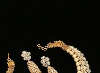 Diamond Necklace from Tibarumals Jewellers
