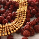 Gold Necklace Design from Sayar Jewellery
