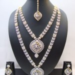 Imitation Bridal Set From Chaahat Fashion Jewellery