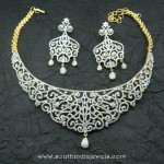 Gold Plated Choker From Chaahat Fashion Jewellery