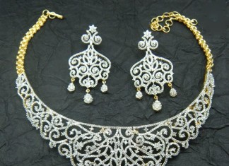 Imitation gold plated choker From Chaahat Fashion Jewellery