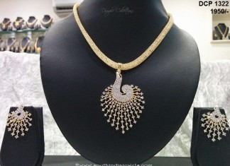 Imitation Short Necklace from Dimple Collections