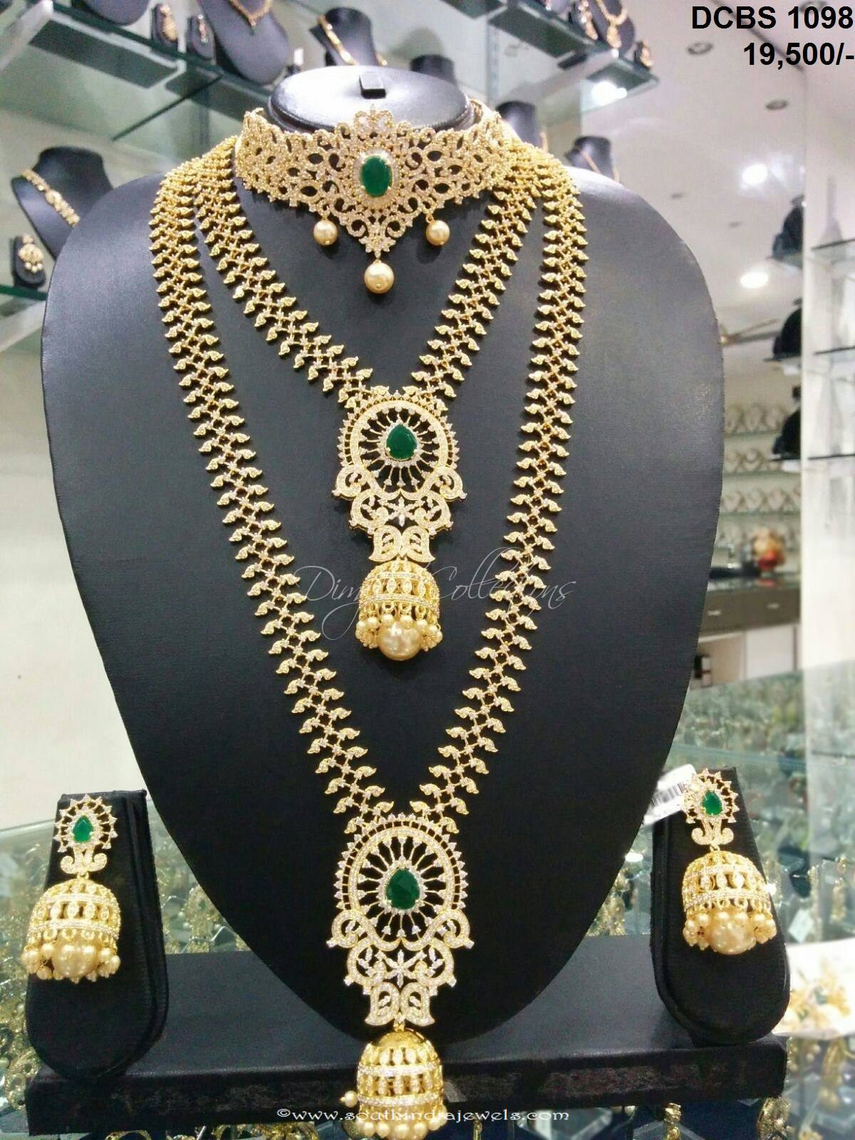 South Indian Bridal Jewellery Sets South India Jewels