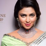 Amala Paul in Jos Alukkas Diamond Jewellery