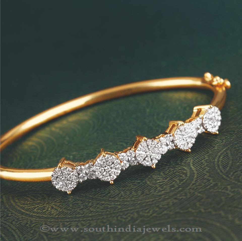 Diamond Bracelet for Ladies