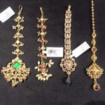 Latest Gold Maang Tikka Designs