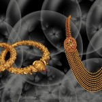 Gold Jewellery Designs from Sri Raja Rani Jewellers