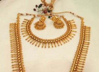 Kerala Bridal Jewellery Sets