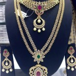 Latest Model Wedding Jewellery Set 2016