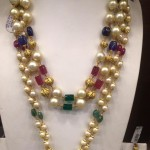 Gold Long Pearl Mala from PSJ