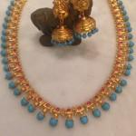 Antique Turquoise Haram Set