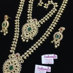 Artificial Stone Bridal Jewellery Sets