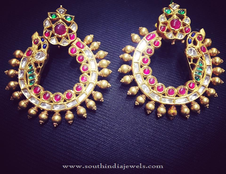 jewellery silver collection online saachi antique buy temple pure earrings ko jhumka the products