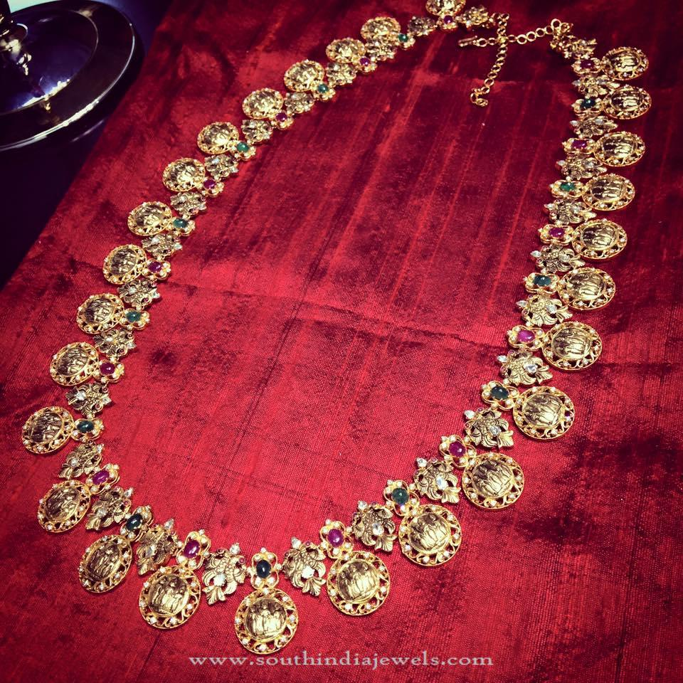 Gold Long Antique Haar from Parnicaa