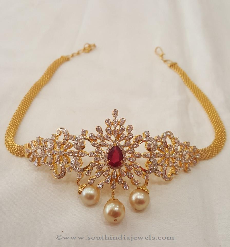 Gold Dandaoatti Designs