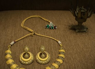 Gold Heritage Collection From TBZ