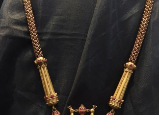 Indian Antique Long Necklace