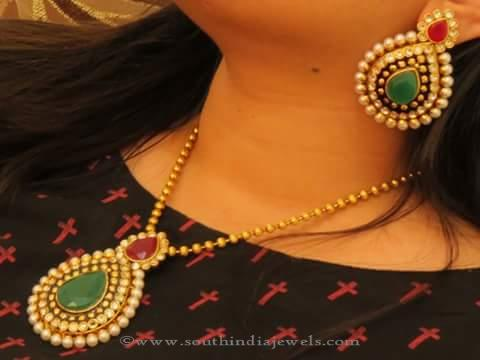 Short Necklace From Emporia Jewels