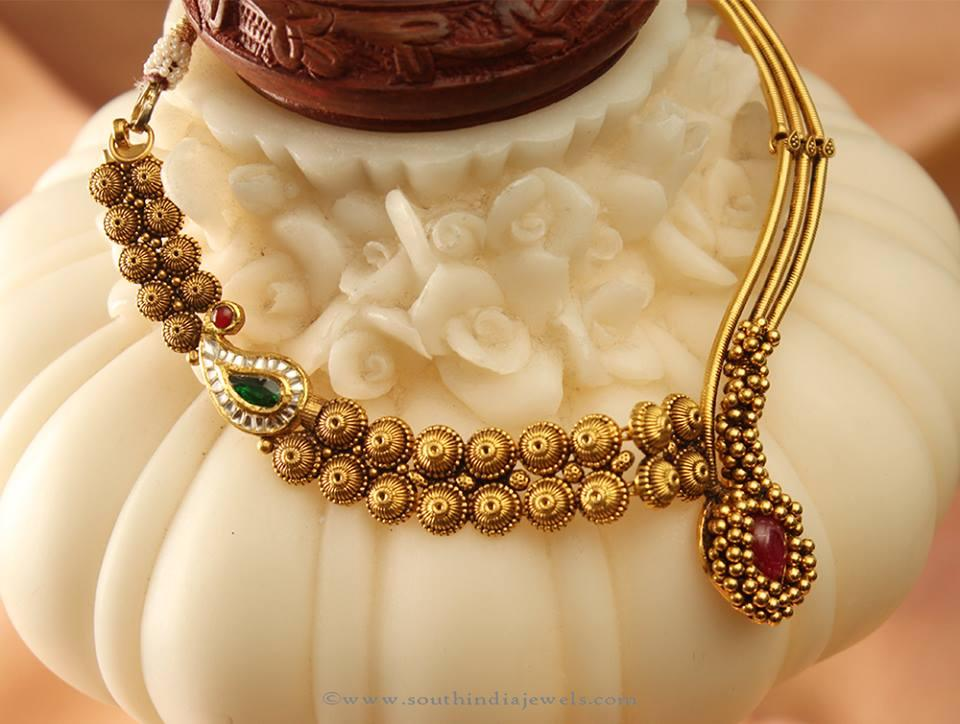 Antique Designer Necklace from Manubhai