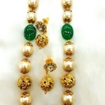 Hyderabad Pearl Mala Necklace