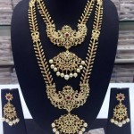 Imitation Wedding Jewellery Set from Swarnakshi