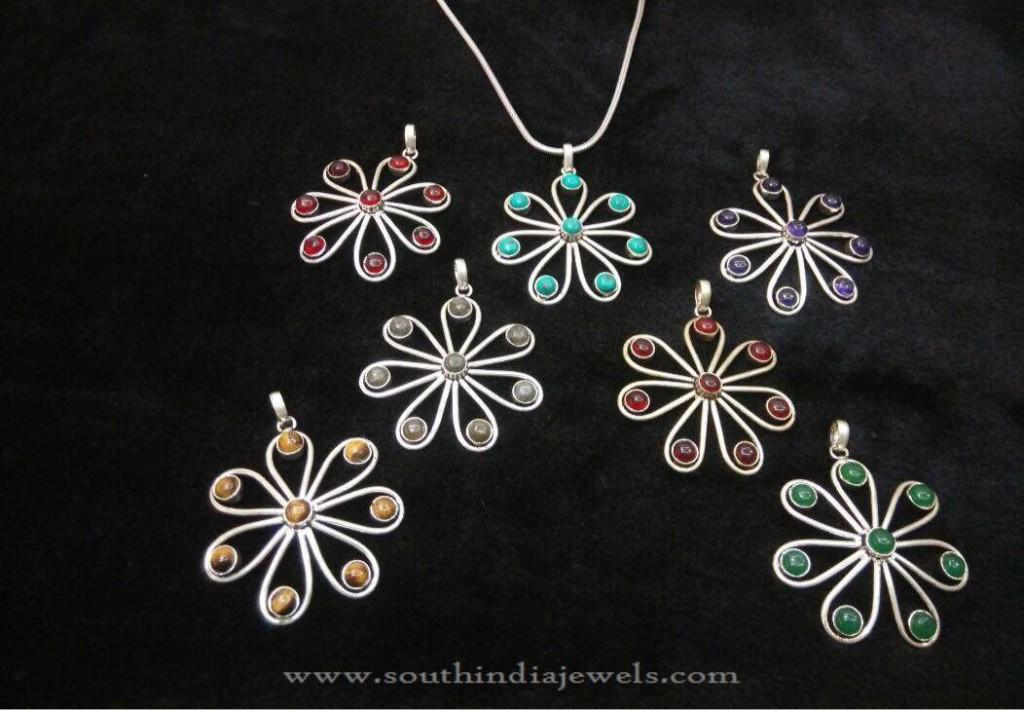 Silver Pendant Designs