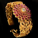 75 Grams Gold Kada Bangle