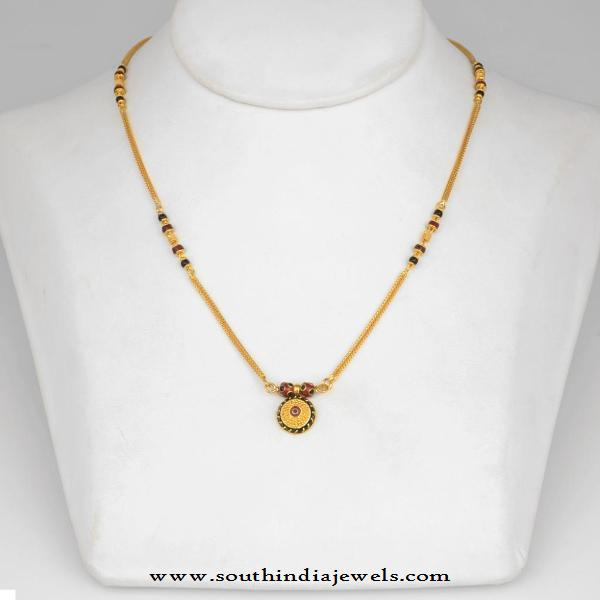22K Gold Mangalsutra from WHPS