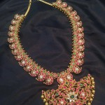 Antique Kemp Ruby Mango Necklace from MOR Jewellers