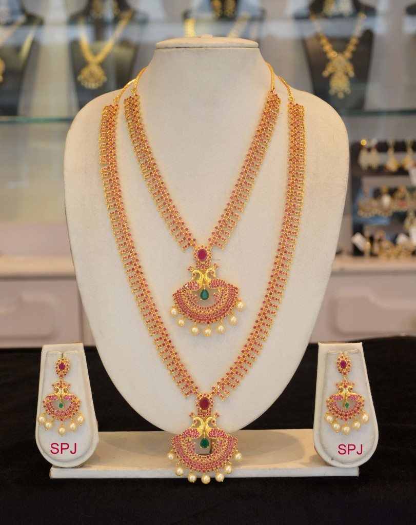 South Indian Bridal Jewellery Designs Designs Page 2 Of 13 South India Jewels