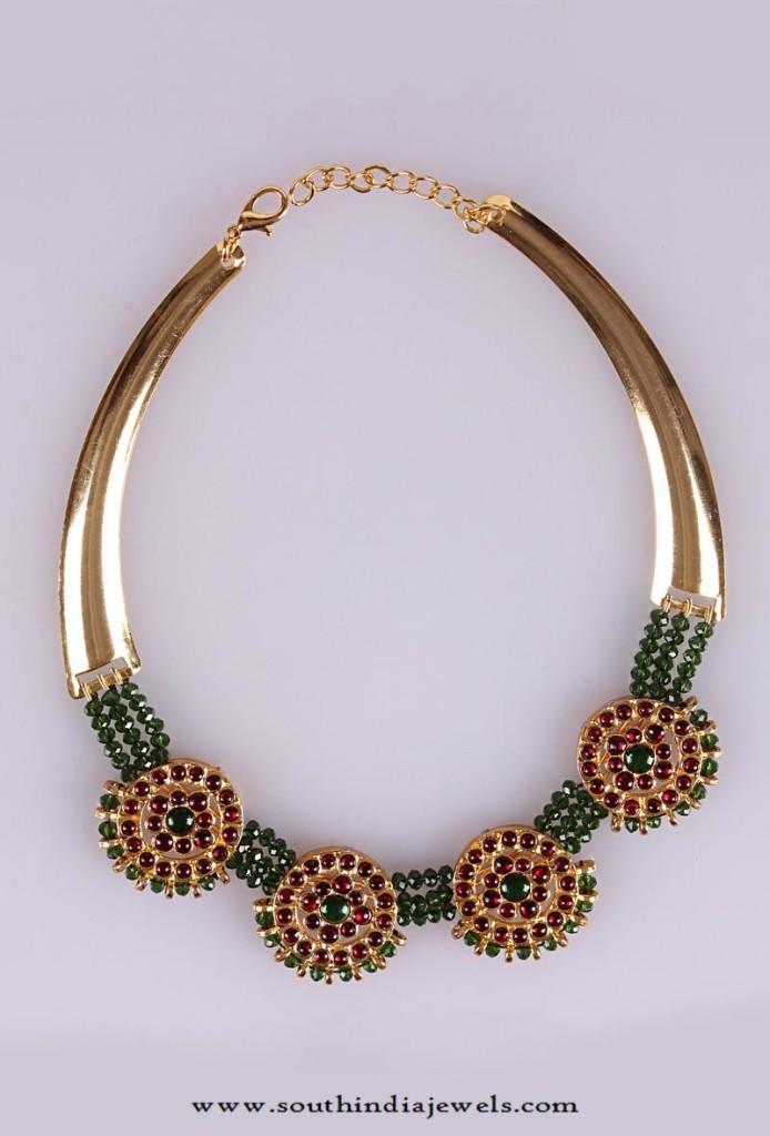 Imitation Antique Kemp Necklace