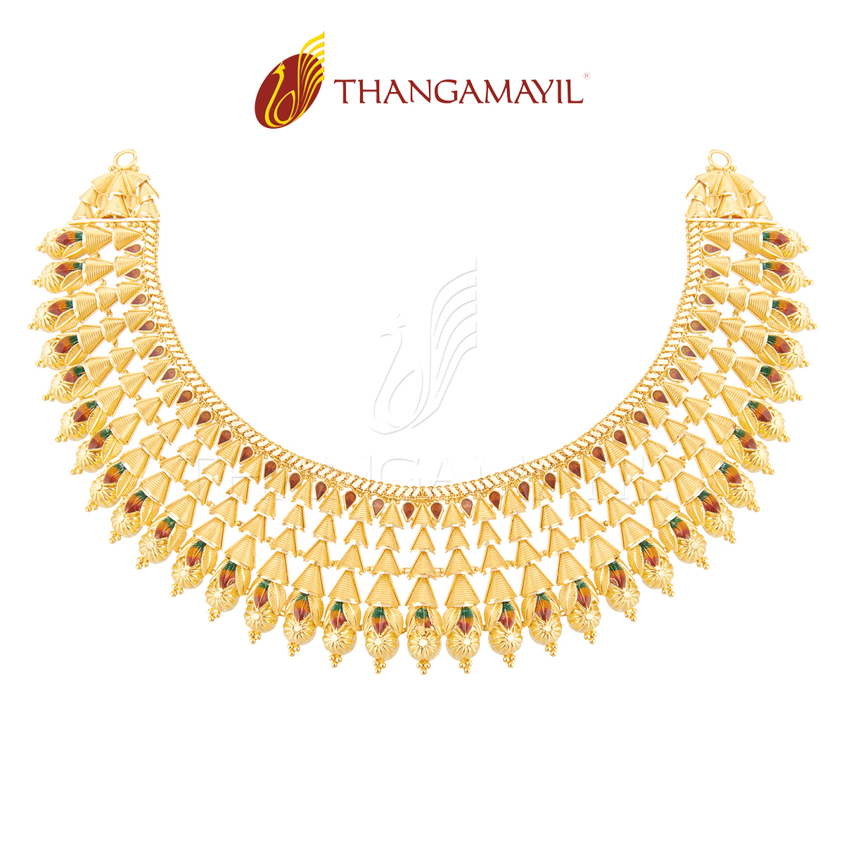 Thangamayil Jewellery Limited ~ South India Jewels