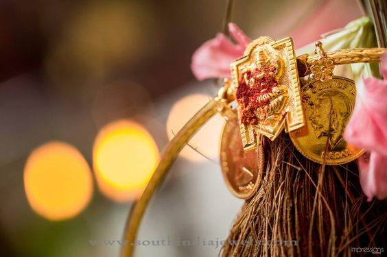 Gold Thirumangalyam Design