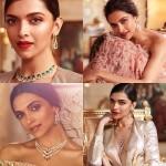Deepika Padukone For Tanishq Jewellery Collections