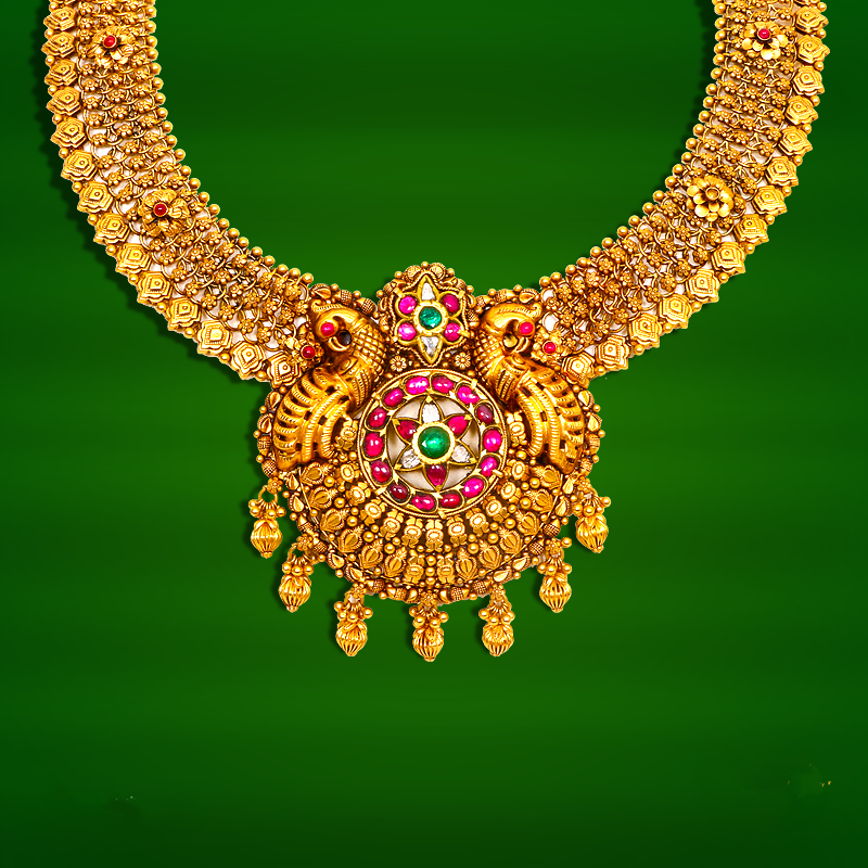 GRT Temple Jewellery Designs