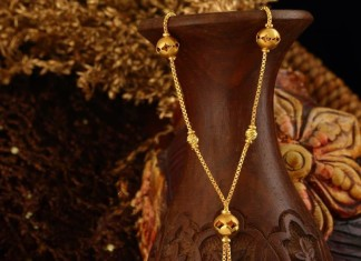 Gold Chain From Josalukkas