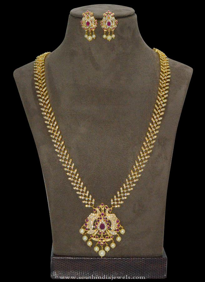 One Gram Gold Jewellery Long Chains
