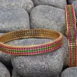 Beautiful Stone Bangle Design