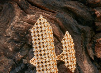 Gold Plated Statement Ring