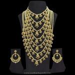 One Gram Gold Satlada Pearl Necklace