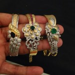 15 Grams Gold Kada Bangle Collections