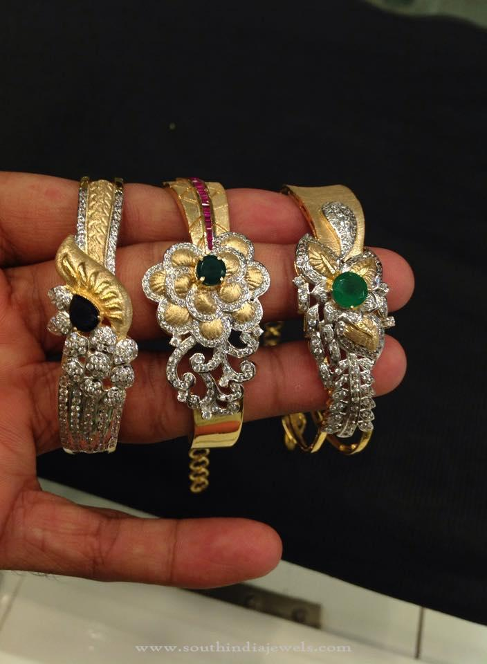 15 Grams Gold Kada Bangle Collections from Premraj