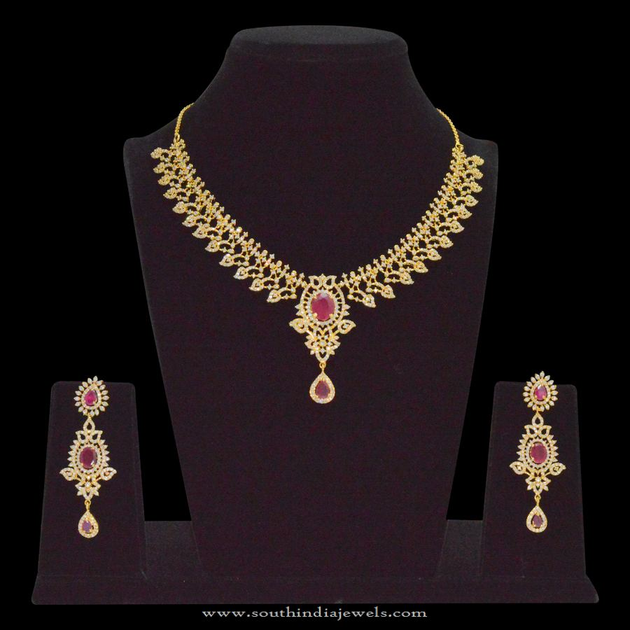 1 Gram Gold Jewellery Necklace Collections
