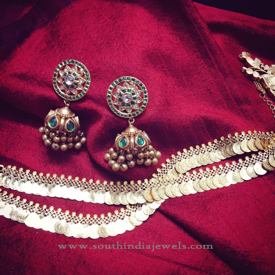 Gold Antique Jewellery Sets