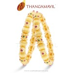 Gold Bangles from Thangamayil Jewellery