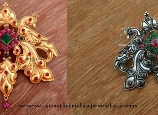 Indian Silver Pendants