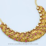 Designer Gold Choker Necklace from Josco Jewellers