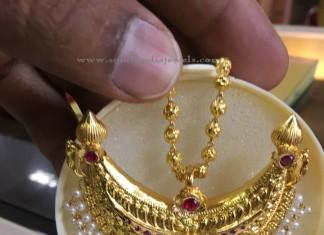 Latest Model Gold Chain Pendant