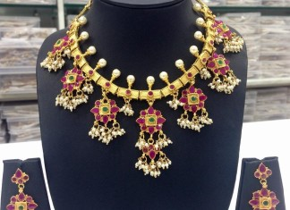Gold Plated Guttapusalu from Swarnakshi